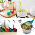 Lovely Nessie Soup Ladle Dinosaur Spoon Loch Ness Monster Upright Home