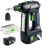 Cordless drill  Akku-Bohrschrauber Festool C 15 Li 2.6 Plus 564331