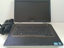 Dell Latitude E6420 Core i7 Quad Core 2.20GHz 8GB 320GB DVDRW W10