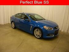 Chevrolet: Other SS