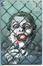 BATMAN DARK KNIGHT 3 DK III MASTER RACE #4 JIM LEE 1:500 JOKER VARIANT 2016 NM+