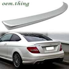 PAINTED MERCEDES BENZ C204 C-CLASS COUPE OE TRUNK SPOILER 2014 C180 C250 #792