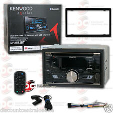 BRAND NEW 2016 KENWOOD 2DIN CAR AM/FM MP3 CD PLAYER W/ BLUETOOTH & PANDORA APP