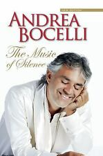 The Music of Silence : New Edition by Andrea Bocelli (2011, Hardcover)