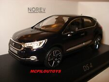 NOREV CITROEN DS 4 ENCRE BLUE  2015 au 1/43°