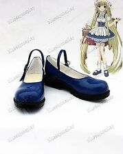 Chobits   Chii  cosplay shoes boots Custom-Made  1247
