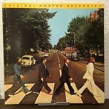 Abbey Road by The Beatles 1979 Vinyl Capitol Records MFSL McCartney Lennon