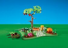 Playmobil Add On 6417 Orchard And Vegetable Patch - New, Sealed
