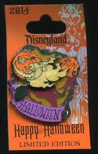 Headless Horseman Nightmare Before Christmas Happy Halloween 2014 LE Disney Pin