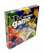 Party Family Board Game BLOKUS World's Most Popular Strategy Fun (For 4 Players)