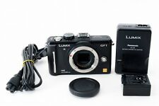 Panasonic LUMIX DMC-GF1 12.1 MP Digital Camera - Black (Body Only)