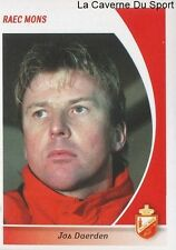 232 JOS DAERDEN BELGIQUE RAEC.MONS STICKER FOOTBALL 2005 PANINI