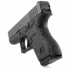 Talon Grips for Glock 43 Black Rubber Texture Grip Wrap 100R