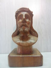 wooden statue  wood carved corpus christie jezus