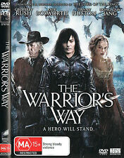 The Warrior's Way DVD Movie Geoffrey Rush Kate Bosworth BRAND NEW SEALED R4