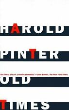 Old Times (Pinter, Harold)-ExLibrary