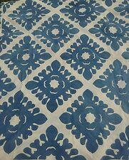 Incredible antique New York Country quilt Hearts pattern