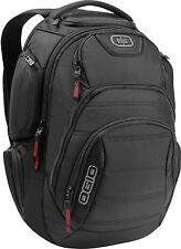 "Ogio Renegade RSS Backpack Rusckack Cycling 17"" Laptop Bag School Black"
