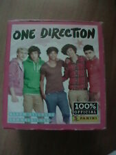 "ONE DIRECTION ""PANINI stickers of THE PINK COLLECTION"""