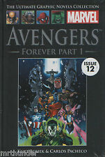 Marvel Comics Graphic Novel Collection 12: Avengers Forever Part 1