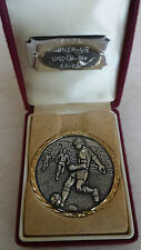 1994/95 NATIONAL SCHOOL YOUTH FOOTBALL LEAGUE - RUNNER UP UNDER 14's MEDAL