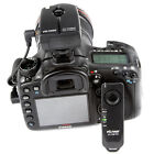 Wireless Remote Shutter Release For Canon 50D 40D 7D 6D 5D Mark III 5DII 1Ds 1D