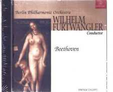 BERLIN PHILHARMONIC ORCHESTRA BEETHOVEN WILHELM FURTWANGLER CD  SEALED SIGILLATO