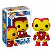 Marvel Universe Iron Man Bobble-Head Pop Vinyl Figure (04)