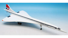BAe Concorde British Airways red tail G-BBDG a metal model in 1/200 from Hogan