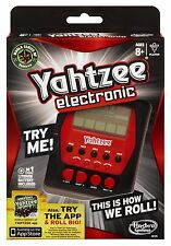 Yahtzee Electronic Hand Held Game