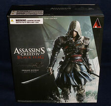 Assassin's Creed IV: Black Flag EDWARD KENWAY Play Arts Kai Figure Square Enix