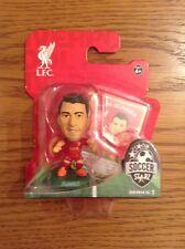 SoccerStarz FOOTBALL Figura BLISTER-Luis Suarez Liverpool 2012/13