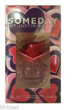 SOMEDAY by JUSTIN BIEBER EAU DE PARFUM EDP 15ML NEU & OVP IN FOLIE