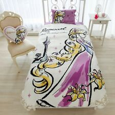 Rapunzel Bedding set Cover and Pillow case Disny Three-piece set F/S on sale