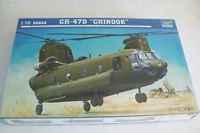 TRUMPETER  BOEING CH-47 D CHINOOK  1:72 scale  kit