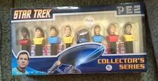 Star Trek original cast PEZ collector's series New