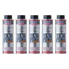 Set of 5 Liqui Moly MoS2 Anti Friction Engine Treatment - Oil Additive