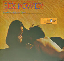 SEX / POWER - COMPLETE SCORE - BLACK VINYL - LIMITED 1000 - OOP - VANGELIS