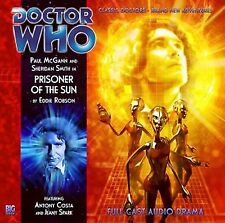 Paul McGann 8th Doctor Who Series #4.08 PRISONER OF THE SUN (Factory Sealed NEW)