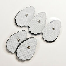 White Replacement Tens ELECTRODE PADS Message Electrode Tens Units CA6