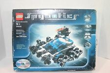 Lego Spybotics Gigamesh G60 Set Robot Car Building Kit Robotic Vehicle 3806
