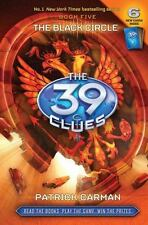 The Black Circle (The 39 Clues , Book 5)-ExLibrary