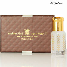 White Musk Malaki by Arabian Oud 3ml Perfume Oil Attar *High Quality*