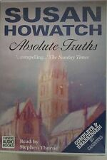 Absolute Truths by Susan Howatch: Unabridged Cassette Audiobook (C5)