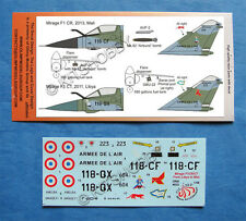 Olimp Resin 1/48 Mirage F1CR/CT From Libya to Mali Update Conversion Set