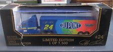 JEFF GORDON #24 DUPONT TRANSPORTER 1993 RACING CHAMPIONS 1:64 ONE OF 7,500
