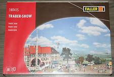Traber-Show mit  Elektronische Steuerung  FALLER 140415 / Spur H0