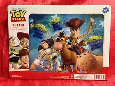 Disney Pixar Toy Story Board Jigsaw Puzzle 16pc New Sealed