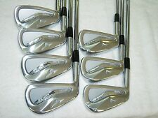 Mizuno MP-25 LEFT-HAND Irons (4-PW) w/KBS Tour 120 Stiff ~GREAT CONDITION!