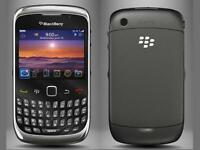 BLACKBERRY 9300 CURVE 3G MOBILE PHONE UNLOCKED ***6 MONTHS WARRANTY***